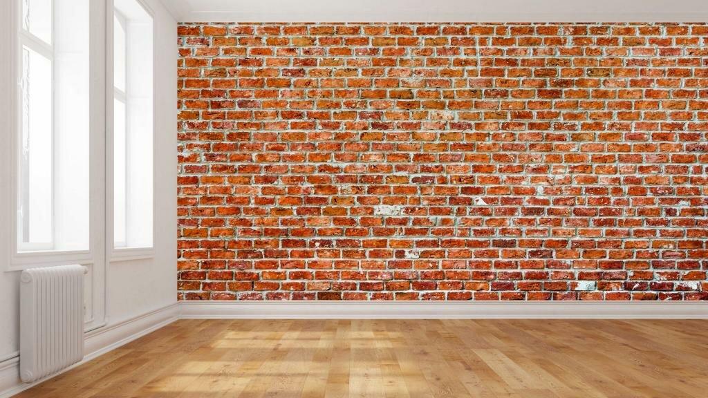Brick Wallpaper and Wallcoverings   Create a Wall Australia