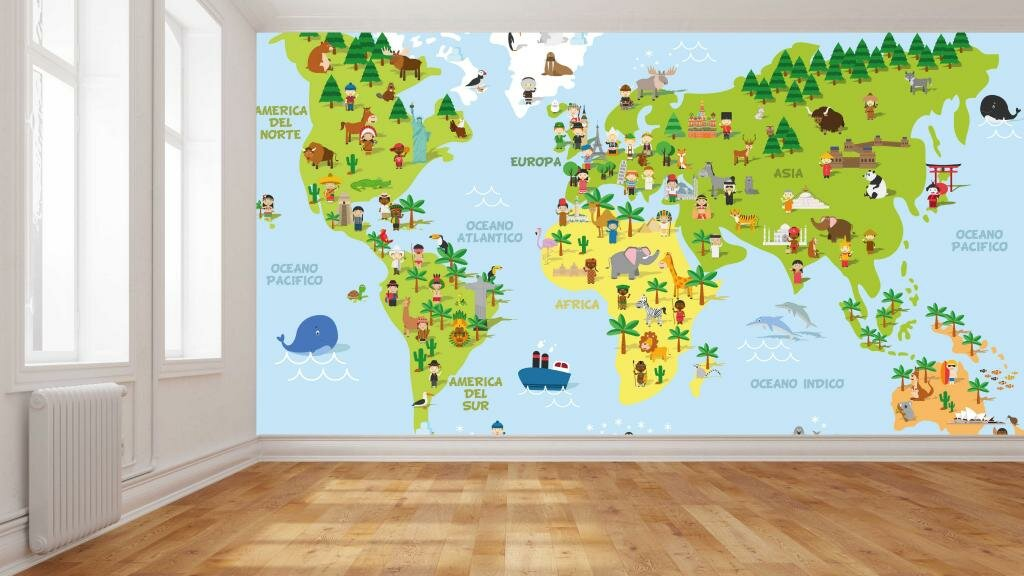 Kids wallpaper and wall coverings create a wall see our gallery gumiabroncs Gallery